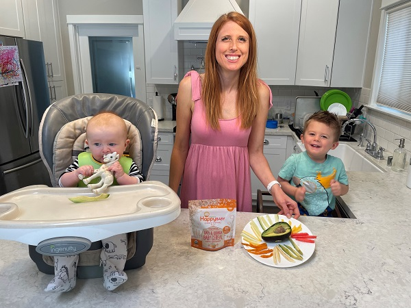 Jennifer Nemeth and children