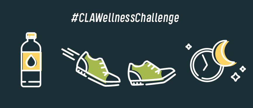 CLA walking challenge image